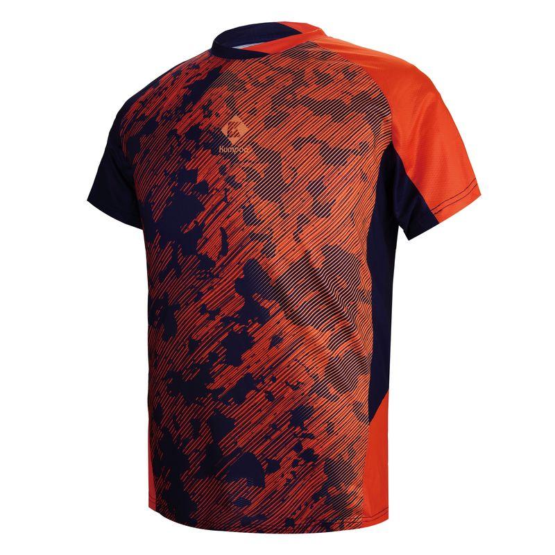 Футболка мужская Kumpoo KW-9103 ORANGE
