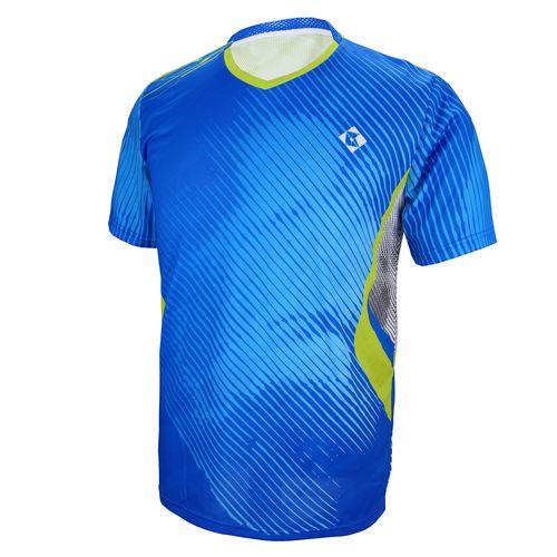 Футболка мужская Kumpoo KW-9108 BLUE