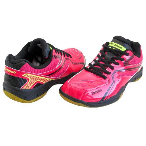 Кроссовки для бадминтона Kumpoo D12 Red