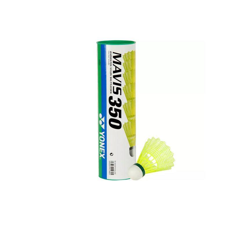 Воланы пластиковые Yonex Mavis 350 - 6шт. (Slow)