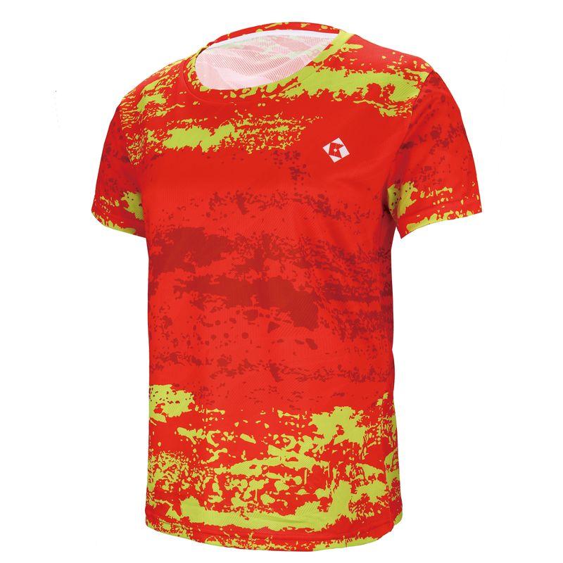 Футболка женская Kumpoo KW-9206 RED