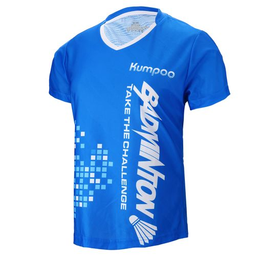 Футболка женская Kumpoo KW-9210 BLUE