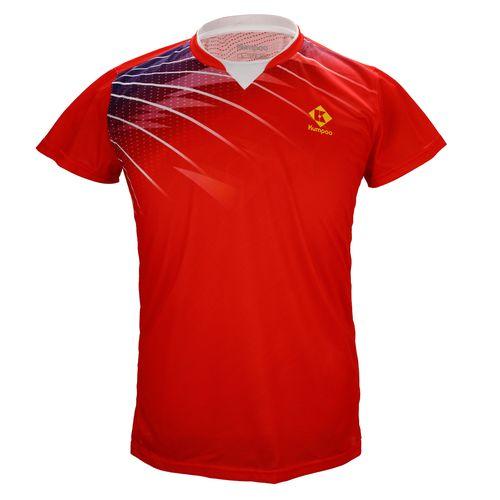 Футболка мужская Kumpoo KW-0106 (Red)