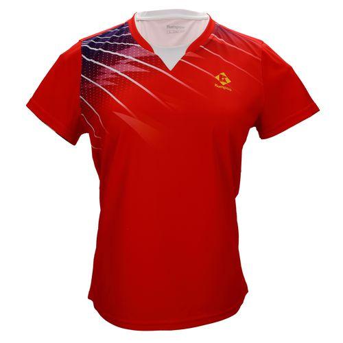 Футболка женская Kumpoo KW-0206 (Red)