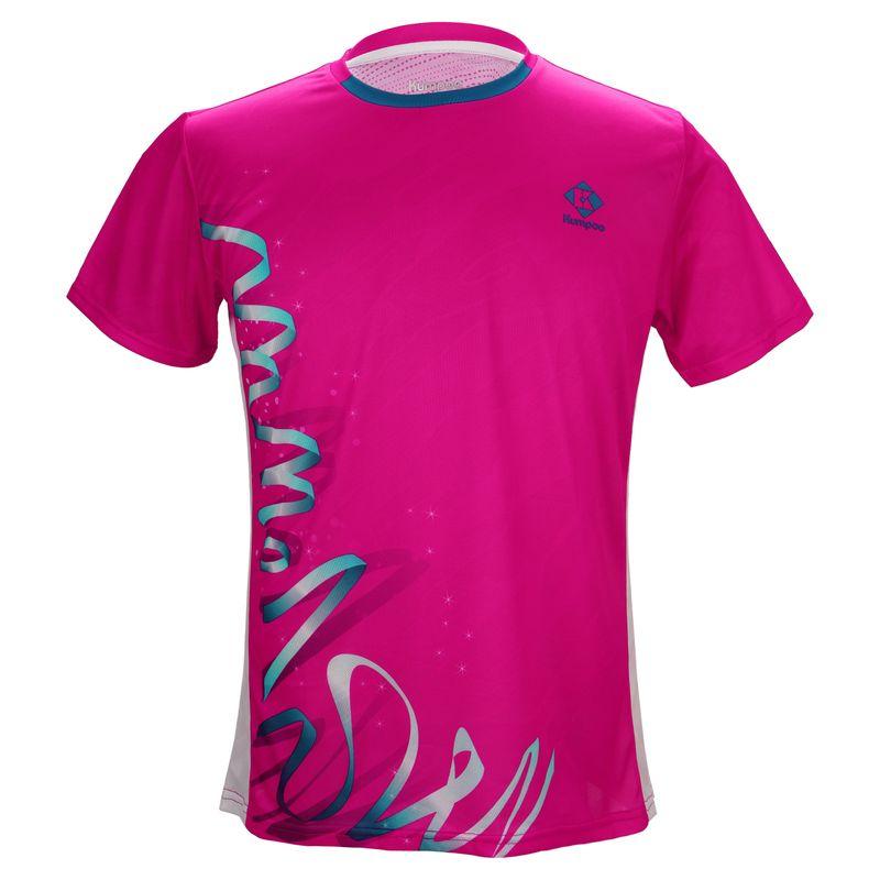 Футболка мужская Kumpoo KW-0107 Pink