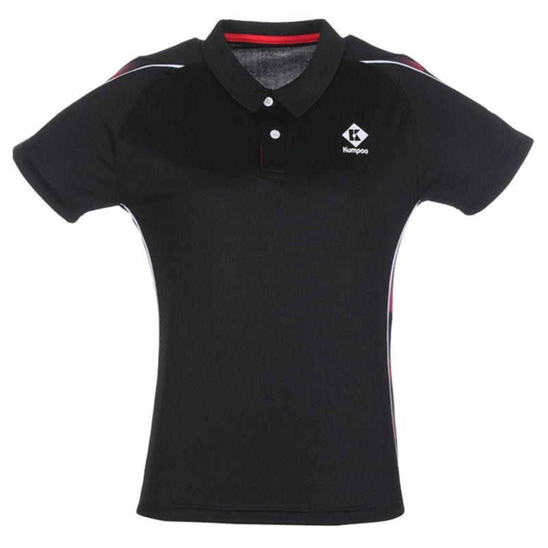 Поло женское Kumpoo KW-0201 Black