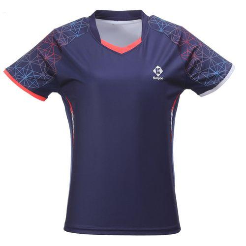 Футболка женская Kumpoo KW-0204 BLUE