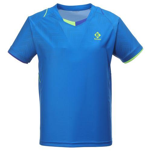 Футболка мужская Kumpoo KW-0105 (Blue)