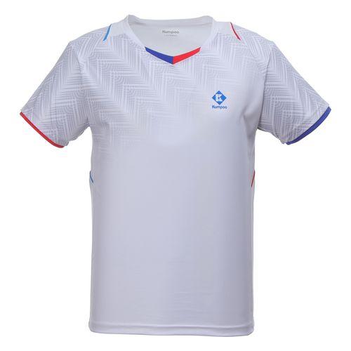 Футболка мужская Kumpoo KW-0105 WHITE