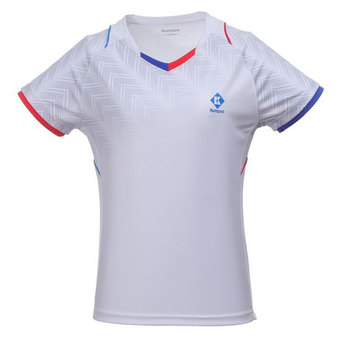 Футболка женская Kumpoo KW-0205 WHITE