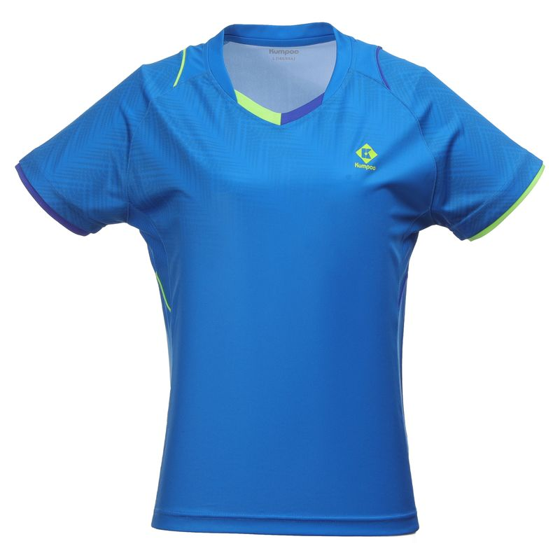 Футболка женская Kumpoo KW-0205 BLUE