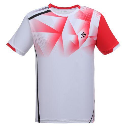 Футболка мужская Kumpoo KW-0110 WHITE