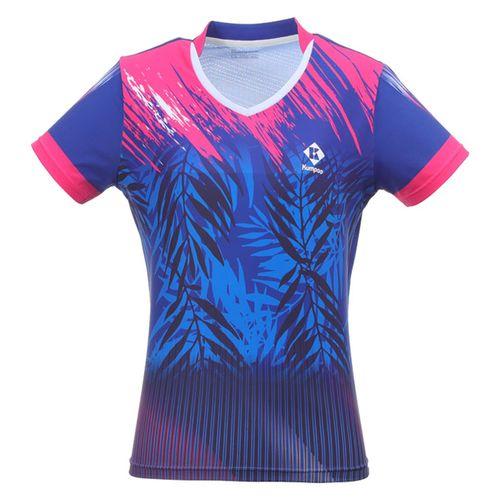 Футболка женская Kumpoo KW-0212 (Purple/Pink)