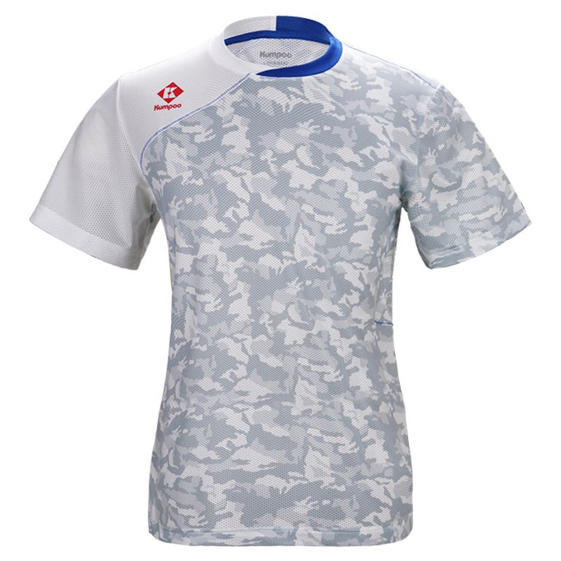 Футболка женская Kumpoo KW-0214 (White)