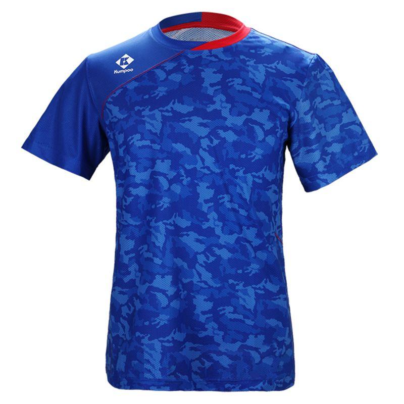 Футболка женская Kumpoo KW-0214 Blue
