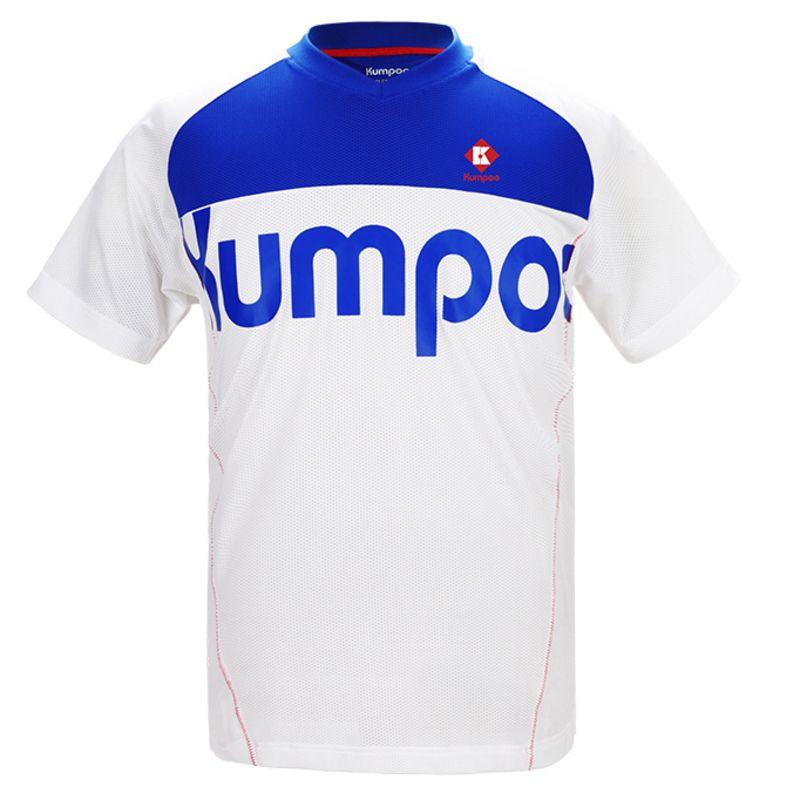 Футболка мужская Kumpoo KW-0115 White