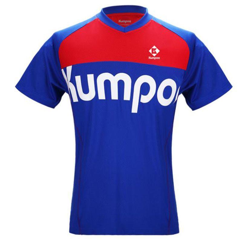 Футболка женская Kumpoo KW-0215 (Blue)