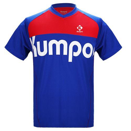 Футболка мужская Kumpoo KW-0115 Blue