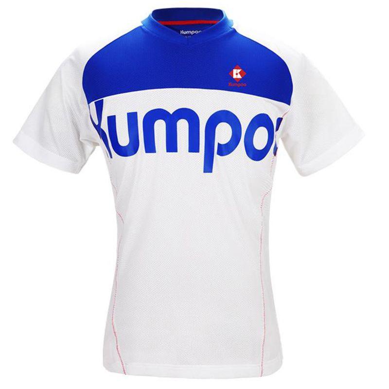 Футболка женская Kumpoo KW-0215 (White)