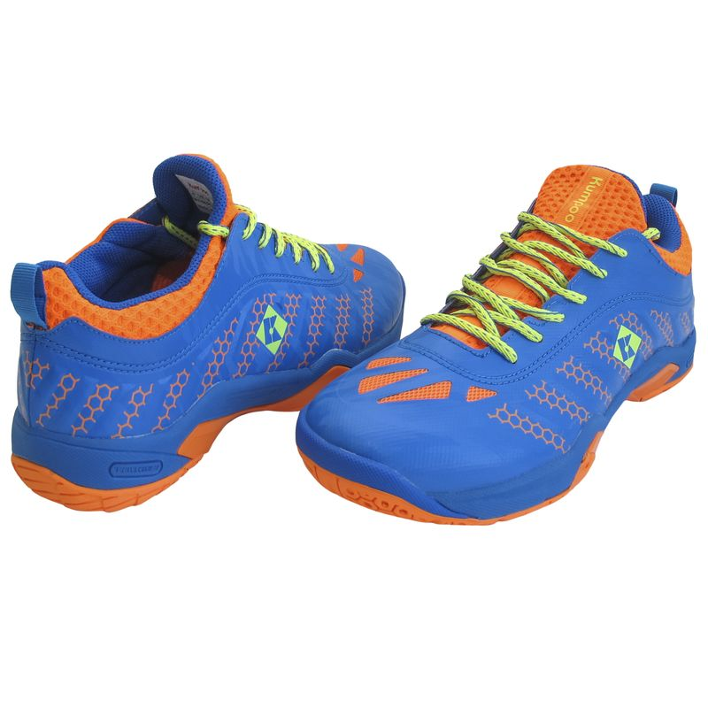 Кроссовки для бадминтона Kumpoo KH-D82 BLUE