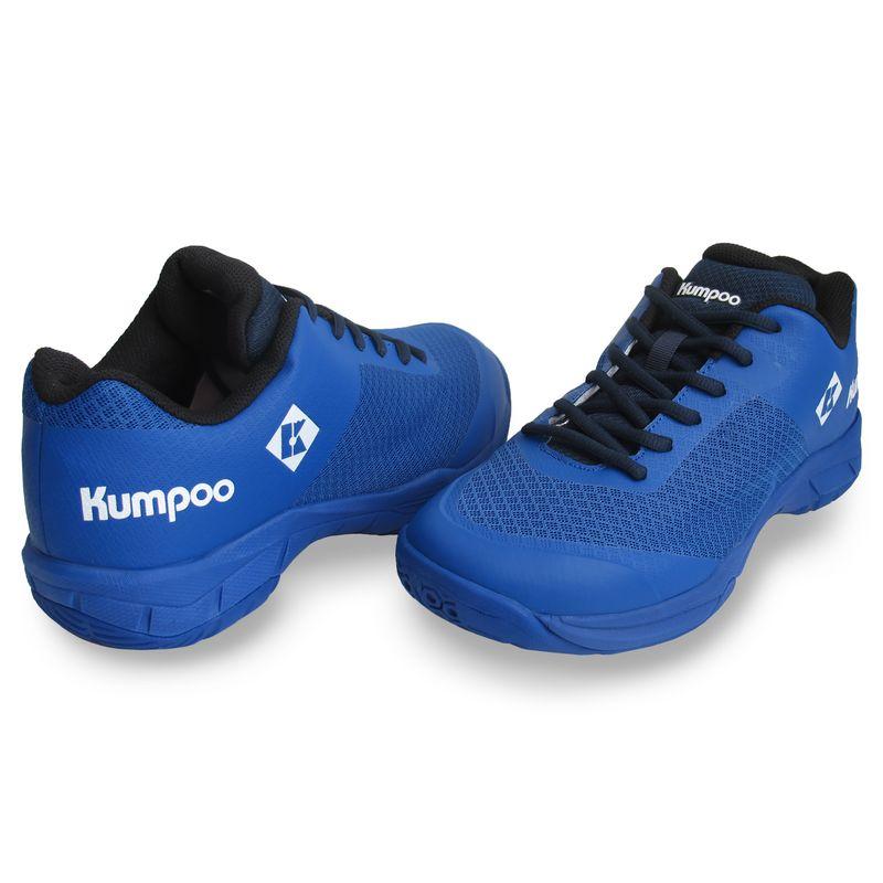 Кроссовки для бадминтона Kumpoo KHR-D43 (Blue)