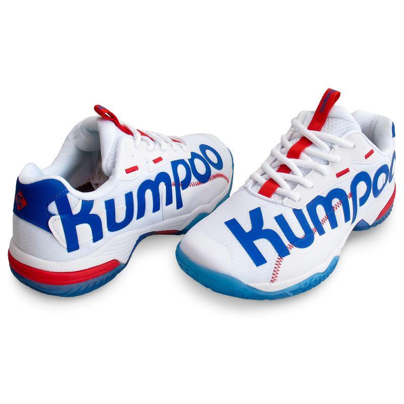 Кроссовки для бадминтона Kumpoo D72 (White)