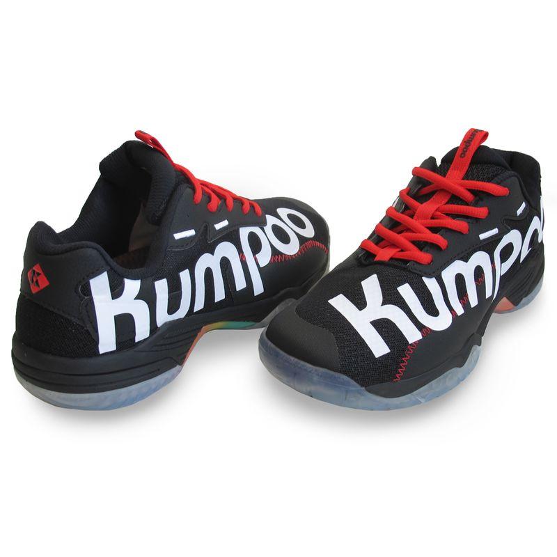 Кроссовки для бадминтона Kumpoo D72 (Black)
