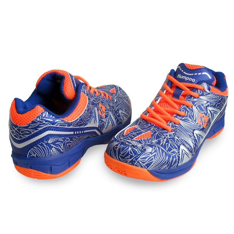 Кроссовки для бадминтона Kumpoo KH-D22 (Blue)