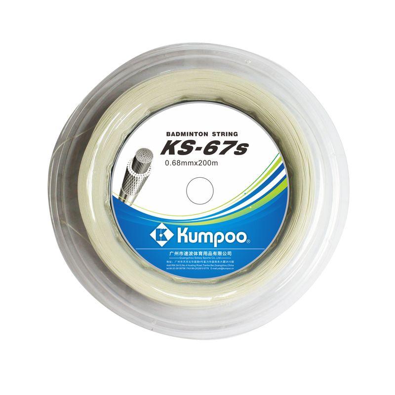Струны для бадминтона Kumpoo KS-67S Coils 200m