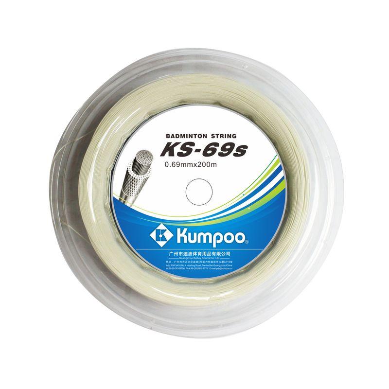 Струна для бадминтона Kumpoo KS-69S (200м.)