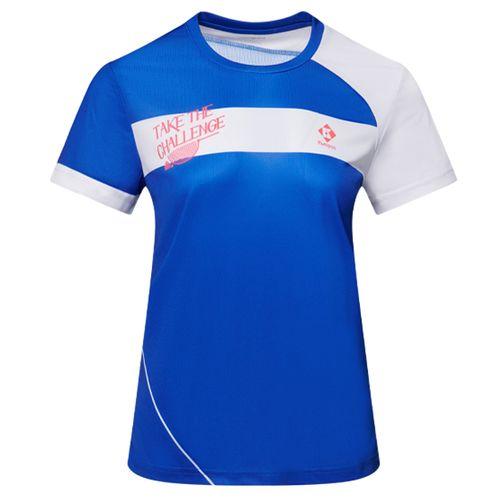 Футболка женская Kumpoo KW-1201 (Blue)