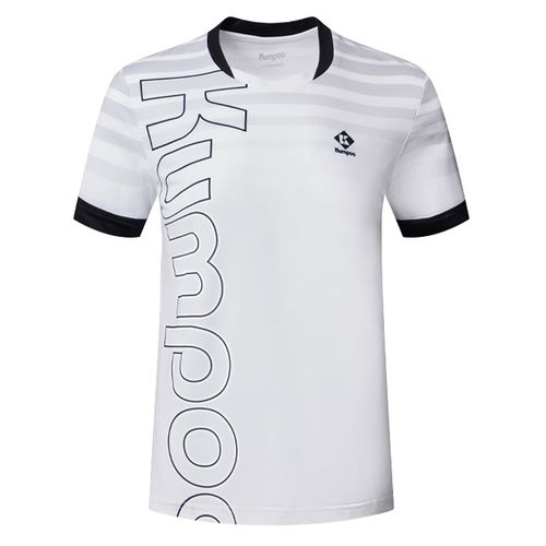 Футболка мужская Kumpoo KW-1102 (White/Black)
