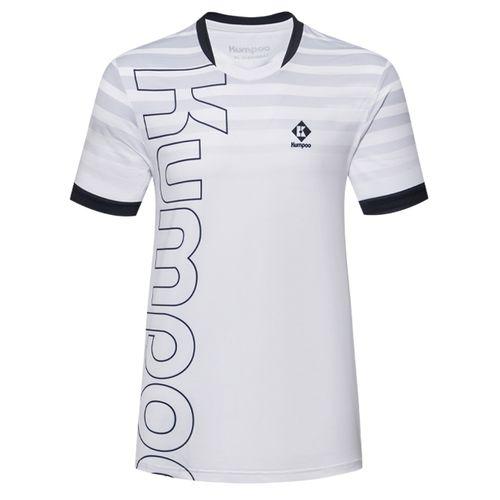 Футболка женская Kumpoo KW-1202 (White/Black)
