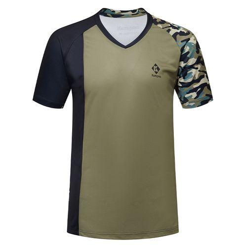 Футболка мужская Kumpoo KW-1109 (Military Gray)