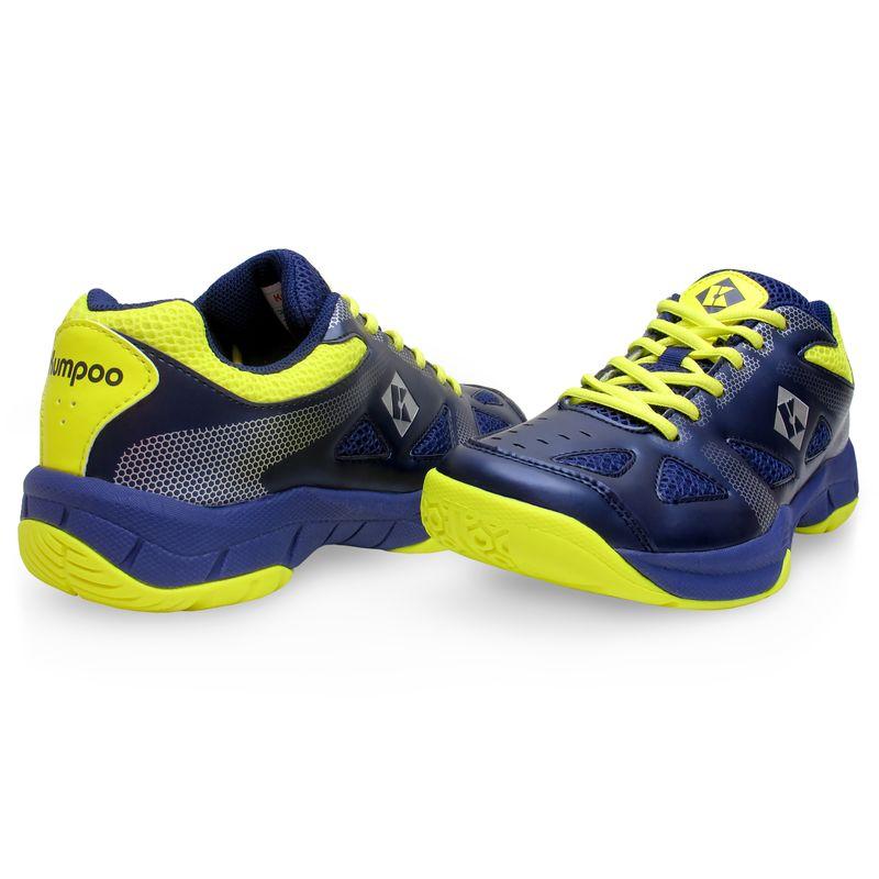 Кроссовки для бадминтона Kumpoo KH-E23 (Dark Blue)