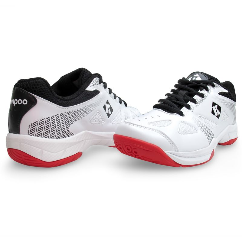 Кроссовки для бадминтона Kumpoo KH-E23 (White)