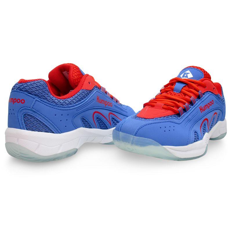 Кроссовки для бадминтона Kumpoo KH-E25 (Blue)