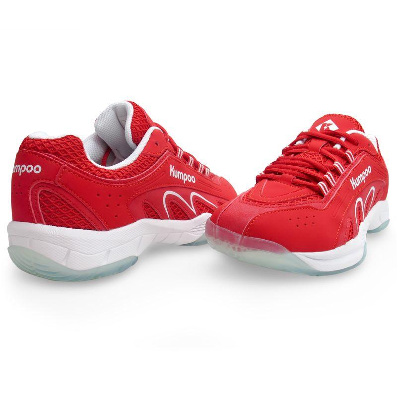 Кроссовки для бадминтона Kumpoo KH-E25 (Red)