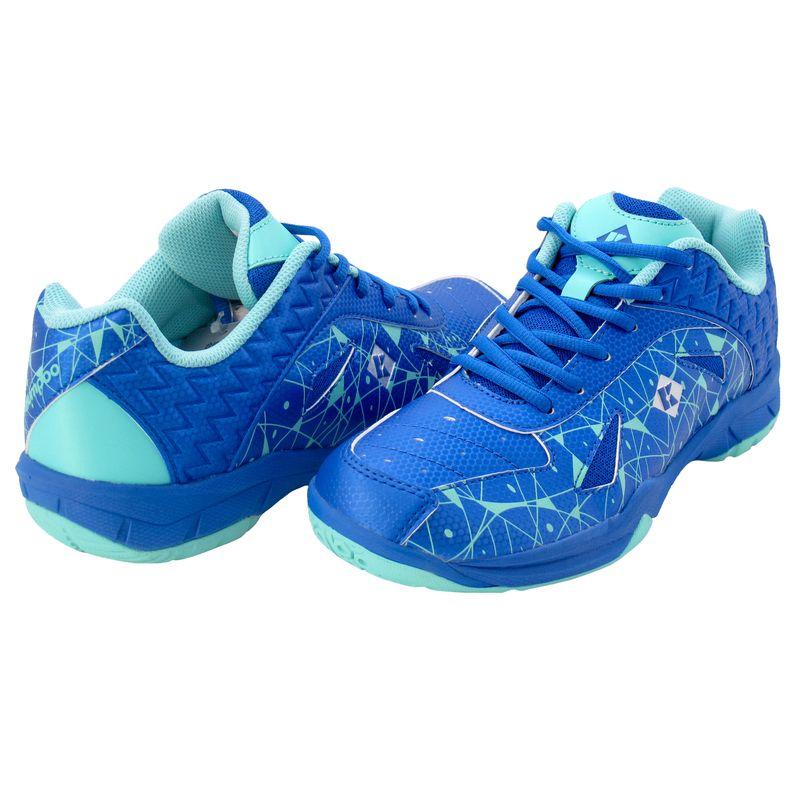 Кроссовки для бадминтона Kumpoo KH-A21 (Blue)