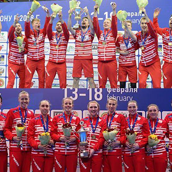 Командный чемпионат Европы по бадминтону