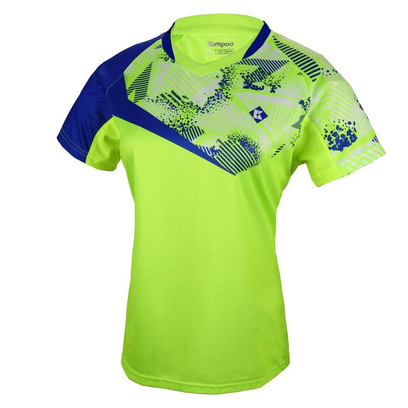 Футболка женская Kumpoo KW-8203 Green