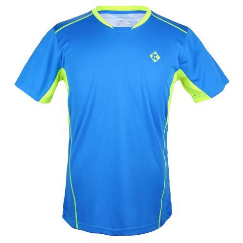 Футболка мужская Kumpoo KW-7106 BLUE