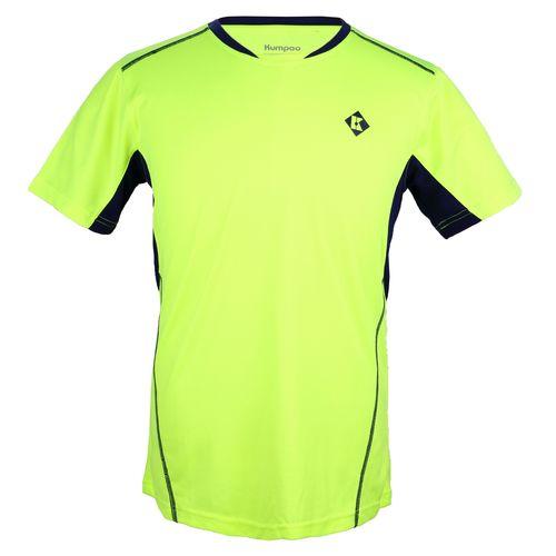 Футболка мужская Kumpoo KW-7106 Yellow