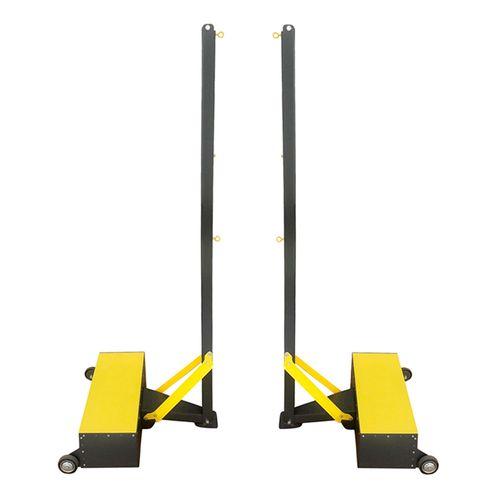 Стойки мобильные для бадминтона (противовес 35 кг)