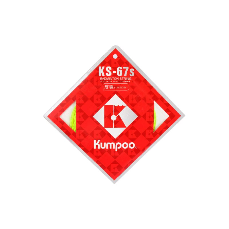 Струна для бадминтона Kumpoo KS-67S (10м.)